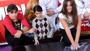 Prince Paris Blanket Michael Jackson