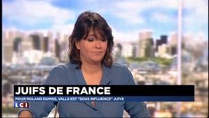 """Roland Dumas et """"l'influence juive"""" de Valls : """"La question de Bourdin est scandaleuse"""""""