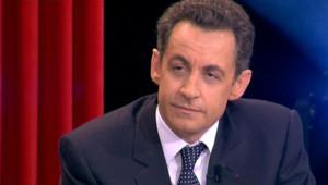 Sarkozy sur TF1