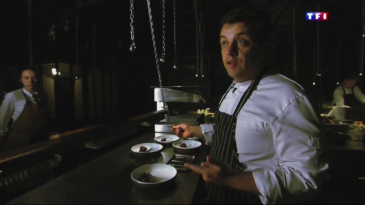 alexandre gauthier jeune prodige de la cuisine a t lu meilleur cuisinier de france par le. Black Bedroom Furniture Sets. Home Design Ideas