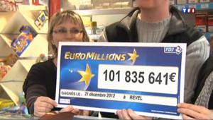 Euromillion : qui est l'heureux gagnant ?