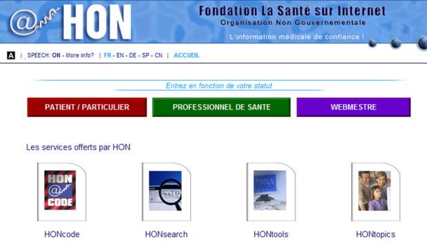 Fondation pour la santé sur internet
