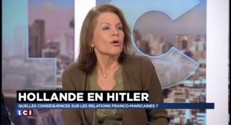 """Hollande en Hitler : """"Ca témoigne des tensions qui existent dans les relations franco-marocaines"""""""