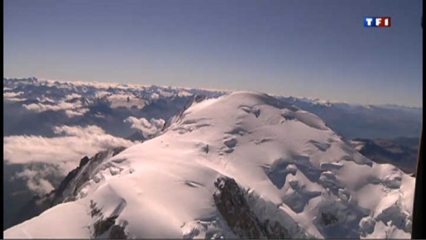 Le Mont-Blanc/Image d'archives