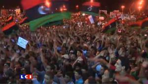 """Libye: A Tripoli, on crie """"Liberté !"""""""