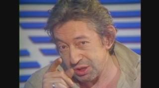 Moment culte : tutoiement, insultes... Gainsbourg fait du Gainsbarre sur le plateau de Mourousi