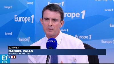 """Pour Pierre Gattaz, le programme économique du FN ramènerait la France """"des décennies en arrière"""""""