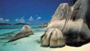 seychelles plage océan indien