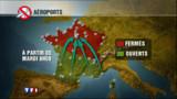 Des corridors aériens entre Paris et le sud dès mardi