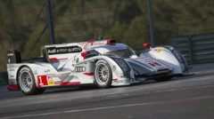 Audi R18 e-tron quattro long-tail 2013