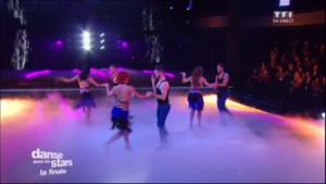 Les danseurs professionnels performent sur « Blame » (Calvin Harris / John Newman)
