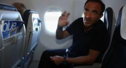 Nikos Aliagas en voyage en Grèce