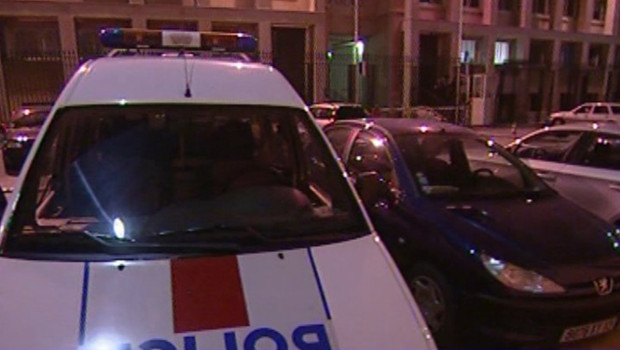 TF1/LCI : Poste de police de Marseille