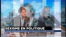 """Tribune sur le sexisme en politique : """"On ne va pas assez loin"""""""