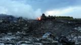 Crash en Ukraine : une boîte noire retrouvée par les secouristes
