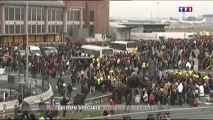 Attentats à Bruxelles : les témoins des explosions à l'aéroport