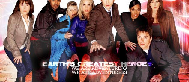 Doctor who - allstar cast
