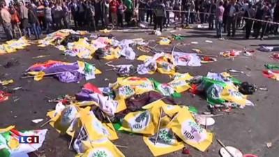 Explosions en Turquie : 30 morts et 126 blessés, le gouvernement évoque un attentat-suicide
