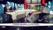 France - Irlande : sur les réseaux sociaux, la crispation des internautes