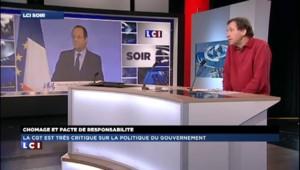 """Hausse des chiffres du chômage : la CGT met en cause les """"politiques d'austérité"""""""