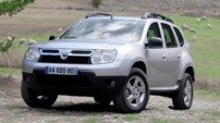 DACIA Duster 1.5 dCi 110 4x2 Ambiance Plus - 2013