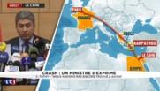 Vol Paris-Le Caire : le ministre égyptien de l'aviation civile refuse d'avancer une théorie