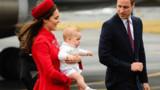 Kate Middleton et le prince William : trois ans de mariage valent bien une montre