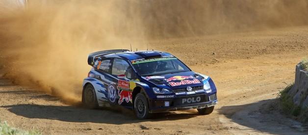 WRC 2015 - Portugal - Jari-Matti Latvala