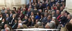 Académie française : Alain Finkielkraut fait son entrée sous la coupole