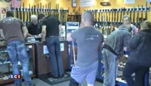 Etats-Unis: le contrôle des armes à feu pourrait devenir un enjeu des présidentielles