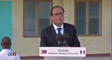 François Hollande décidément pas très à l'aise avec l'anglais