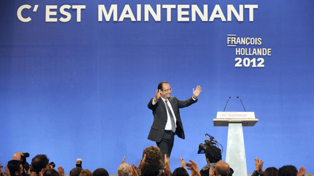 Franois hollande meeting lorient