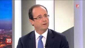 Hollande ps présidentielle