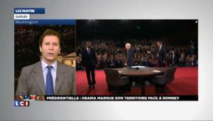 """Obama-Romney : """"un débat très tactique"""""""