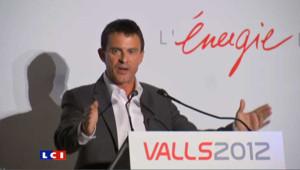 Primaire : Manuel Valls offensif