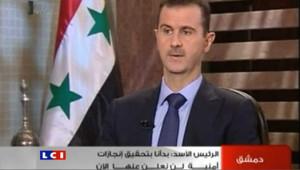 Syrie: le président ignore l'injonction des occidentaux