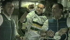 TF1-LCI astronautes espace