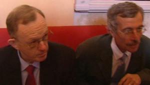 TF1/LCI - Le juge Renaud Van Ruymbeke (à droite)