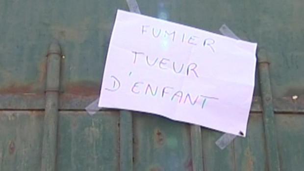 TF1/LCI Meurtre de Mathias