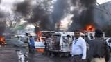 Attentat anti-américain au Pakistan avant la visite de Bush