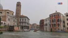 Canaletto, Venise en toile de fond