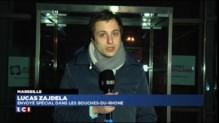 En meeting à Marseille, Sarkozy ne rate pas Hollande