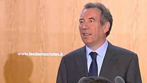 françois bayrou modem politique