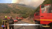 Incendie en Corse : 480 hectares détruits, Poggio d'Oletta menacé par les flammes