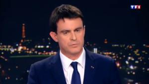 Manuel Valls sur TF1 le 9 janvier 2015