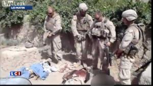 Marines urinant sur des talibans : la vidéo qui fait scandale