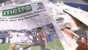 Metro quotidien gratuit 18 fév 2002
