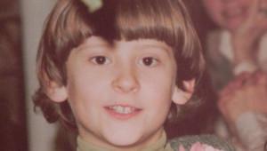 Olivier à 10 ans, en 1981
