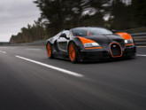 Bugatti Veyron Grand Sport Vitesse World Record Edition 2013