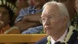 Polynésie : prison avec sursis pour le sénateur Gaston Flosse